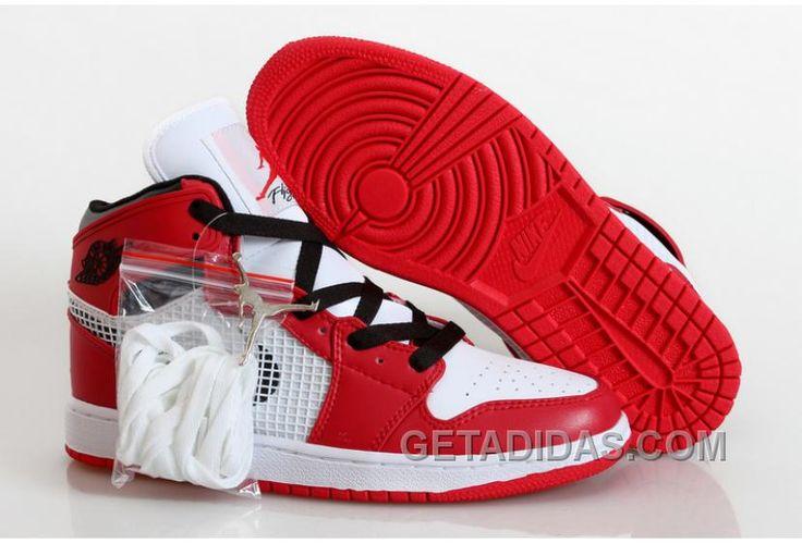 http://www.getadidas.com/air-jordan-1-retro-89-red-white-authentique.html AIR JORDAN 1 RETRO 89 RED WHITE AUTHENTIQUE Only $73.00 , Free Shipping!