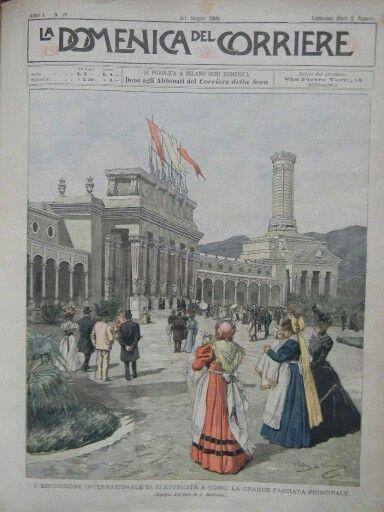 La domenica del corriere 1899, 1° Anno