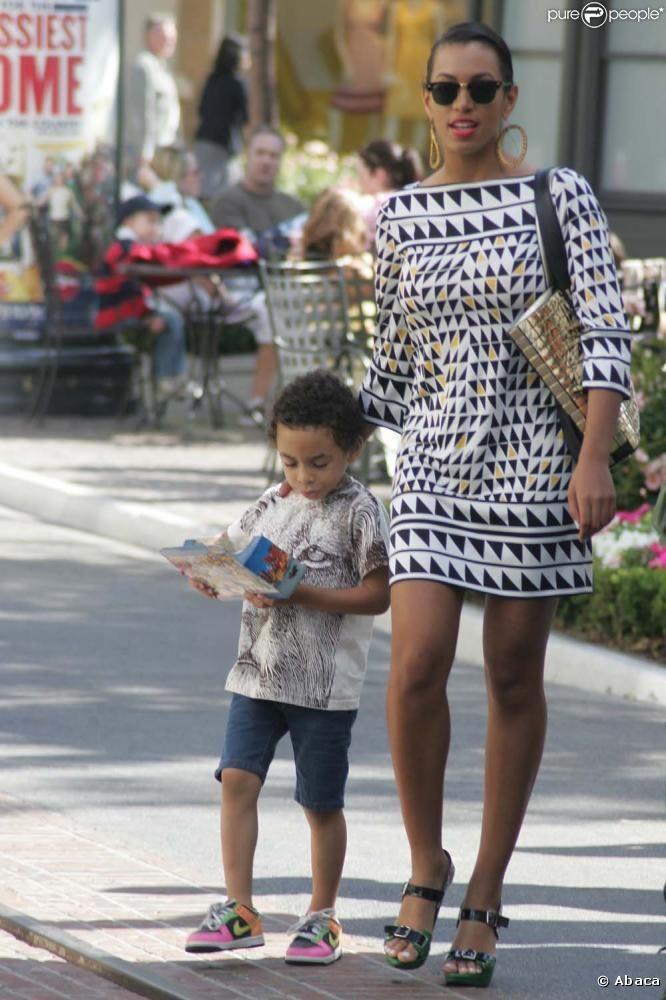 solange knowles | Accueil / Solange Knowles / Solange Knowles et son fils Daniel, Jules ...
