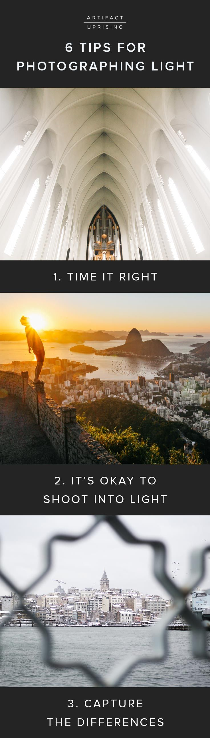 Working With What You Are Given: 6 Tips for Photographing Light | Matthew Payne…