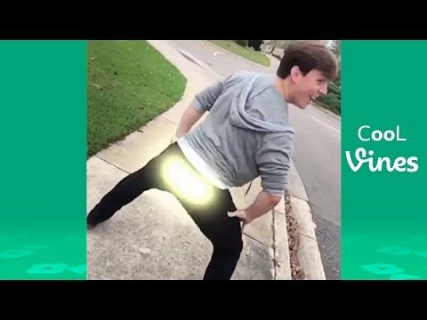 Try Not To Laugh Challenge - Funny Thomas Sanders Vines compilation 2017 - YouTube