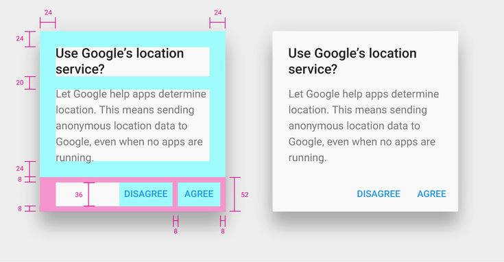 Dialogs - Components - Material design guidelines