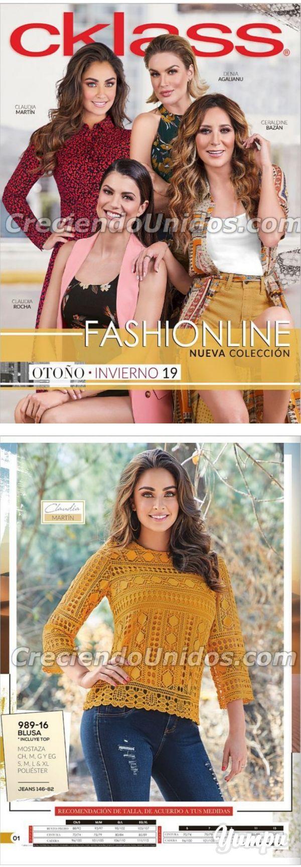 686 Cklass Fashionline 2019 Precios De Mayoreo En Usa Magazine With 292 Pages 686 Cklass Fashionline 2019 P Catalogos De Ropa Cklass Ropa Catalogos Cklass