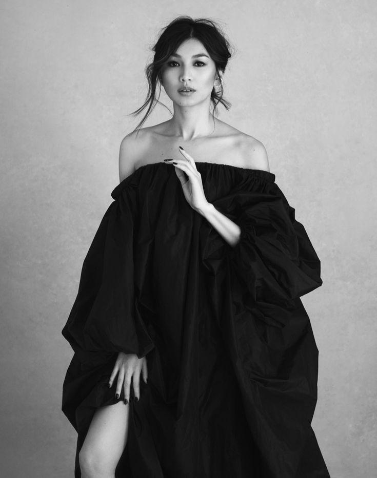 """""""Captain Marvel"""" -Star Gemma Chan posiert für modernen Luxus"""