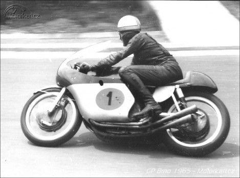 Grand Prix Československa 1965 Frantisek Stastny