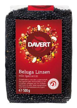 Linsensalat Beluga | Davert GmbH - Naturkost