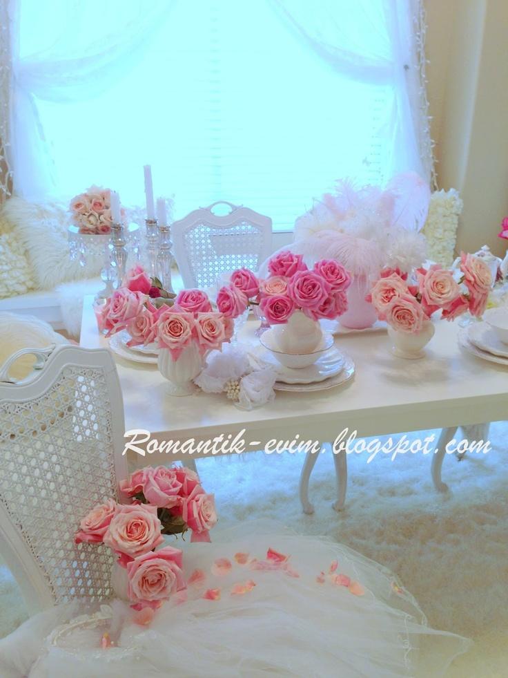 Romantik evler