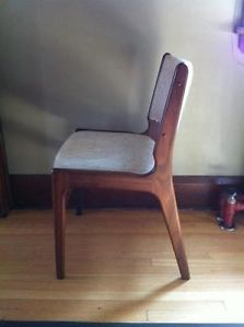 Teak Dining Chairs City Of Toronto GTA Image 1 50 Each