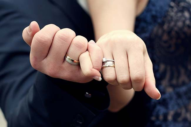 wedding ring photography - Google Search
