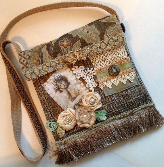 Enchanted Dreamer Bag by MikellandMe on Etsy, $65.00 MikellandMe.etsy.com