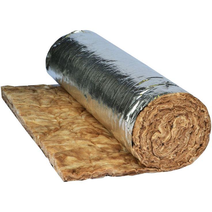Earthwool Space Blanket R 1.8 75mm Under Metal Roof Insulation