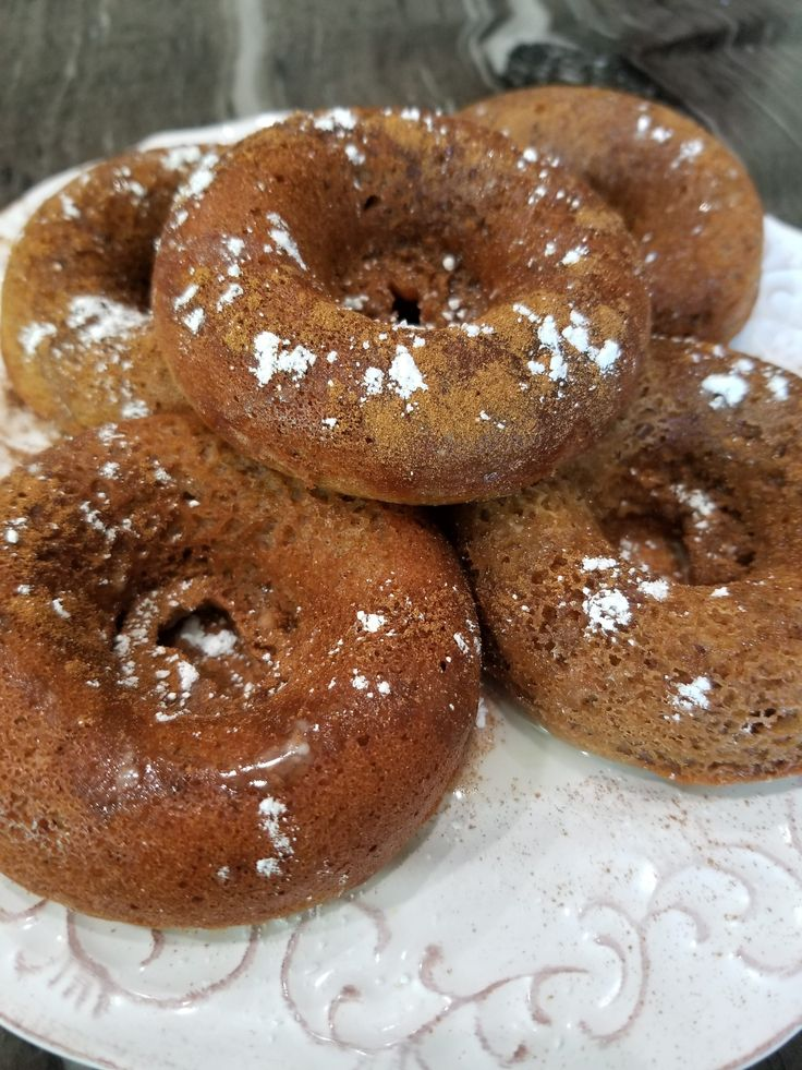 Classic Glazed Doughnut (Gluten Free, Dairy Free) Krispy