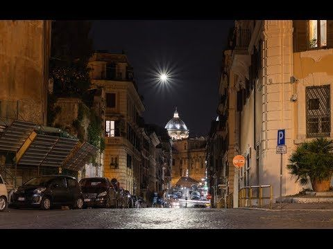 Illuminazione a LED a Roma: confronto / scontro con Vittorio Sgarbi - YouTube