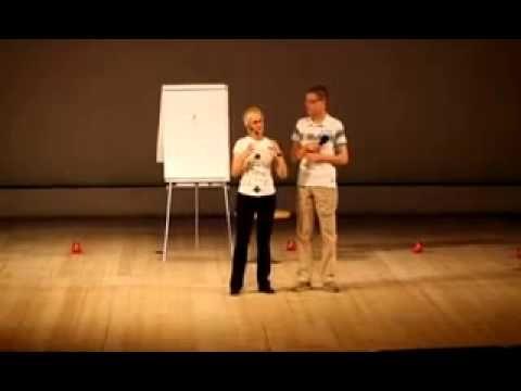 Наталья Грейс - ораторское искуство (полезно и смешно)
