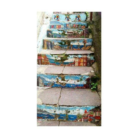 Escaleras porteñas