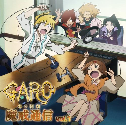 Garo anime Hibiki Radio ahead of AnimeJapan 2015.