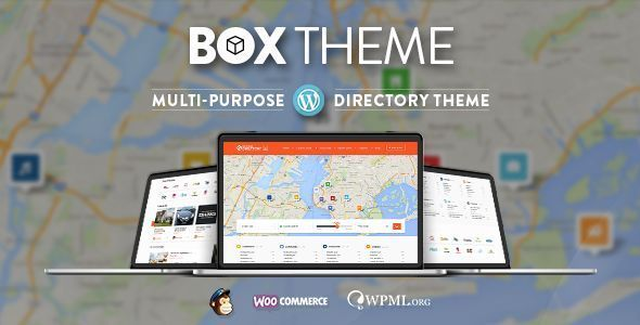 Directory v3.4.2 – Multi-purpose WordPress Theme