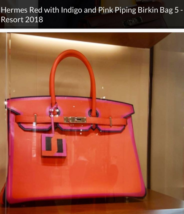 Hermes Bag 2018