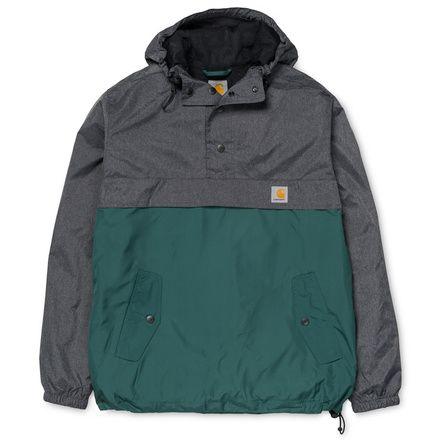 Carhartt WIP Bluster Jacket http://shop.carhartt-wip.com:80/es/men/jackets/I017815/bluster-jacket