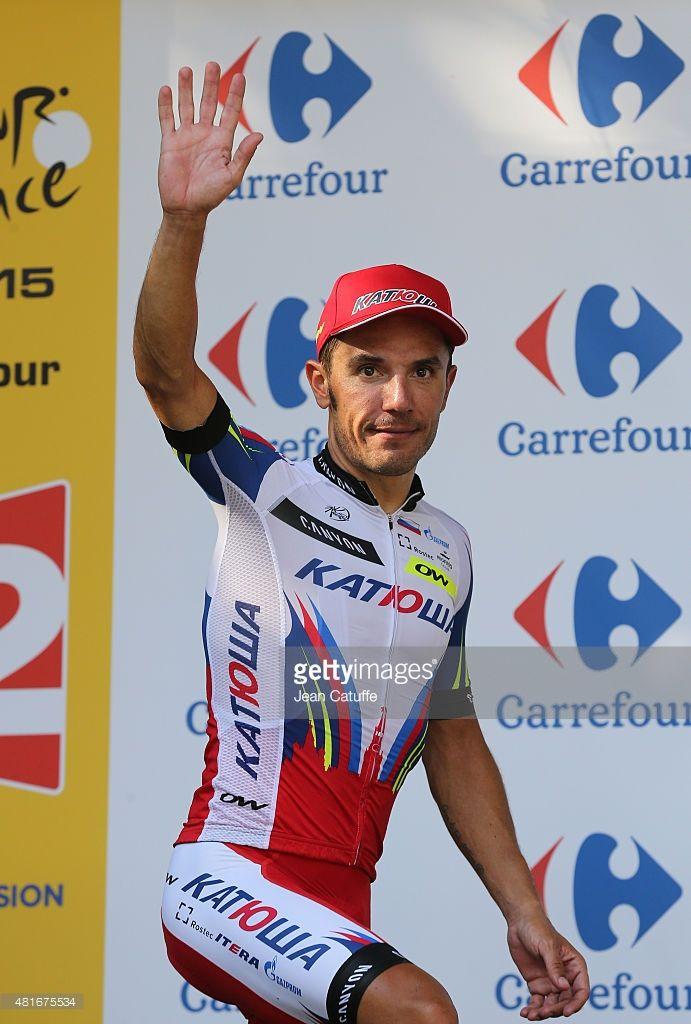Joaquim Rodríguez (12/5/1979) || Professional team(s): 2001–2003 ONCE–Eroski, 2004–2005Saunier Duval–Prodir, 2006–2009Caisse d'Epargne–Illes Balears, 2010– (currently)Team Katusha || Photo: Jean Catuffe