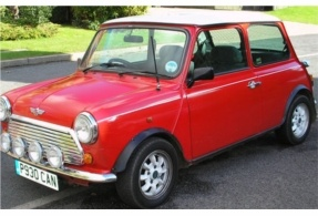 Classic Mini Rover Mayfair £2,000