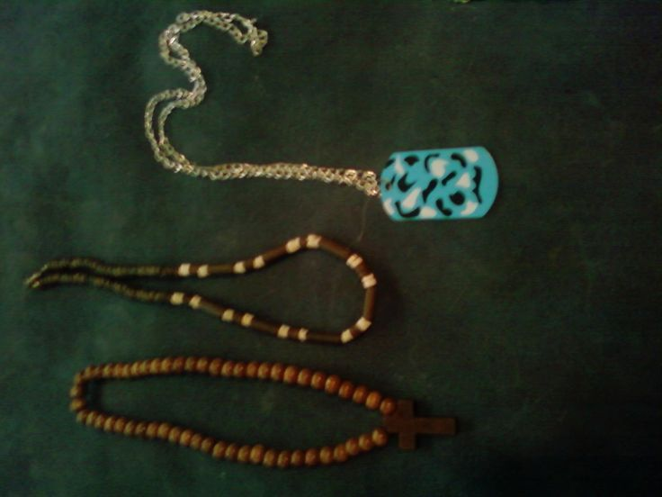 Boys necklaces in nice shape in bandb's Garage Sale in Brazil , IN for .50 ea. .50 each or all 3 for 1.00
