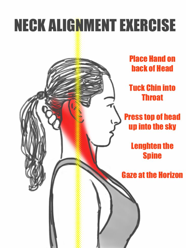 PreHab Exercises: Neck Alignment Exercise