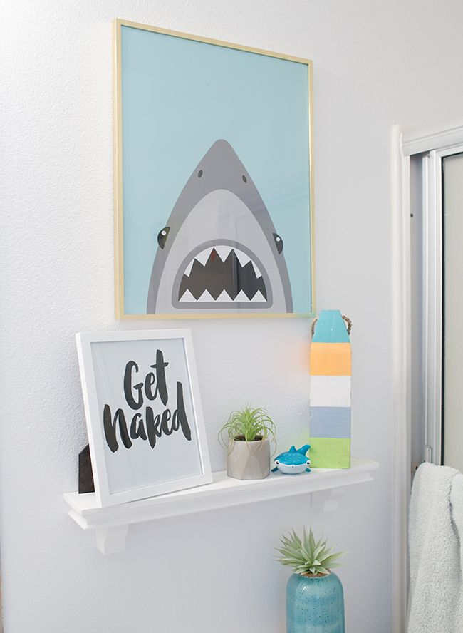 Ocean Surf Inspired Nursery - Inspired By This