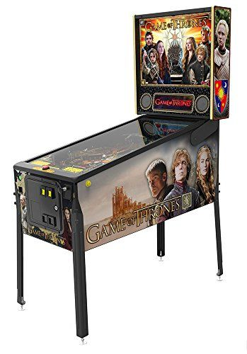 Stern Pinball Game of Thrones Pro Edition Arcade Pinball Machine @ niftywarehouse.com