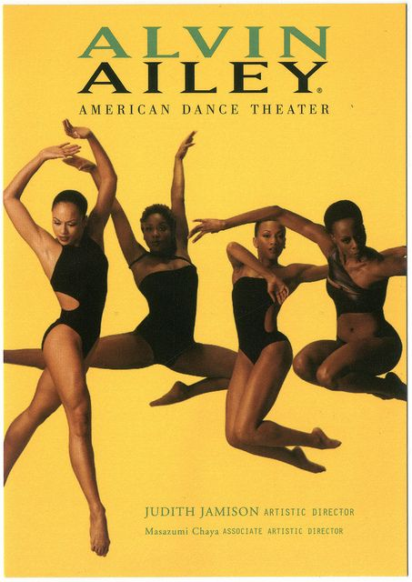 Alvin Ailey American Dance Theater; dir. Judith Jamison (City Center. 2001)