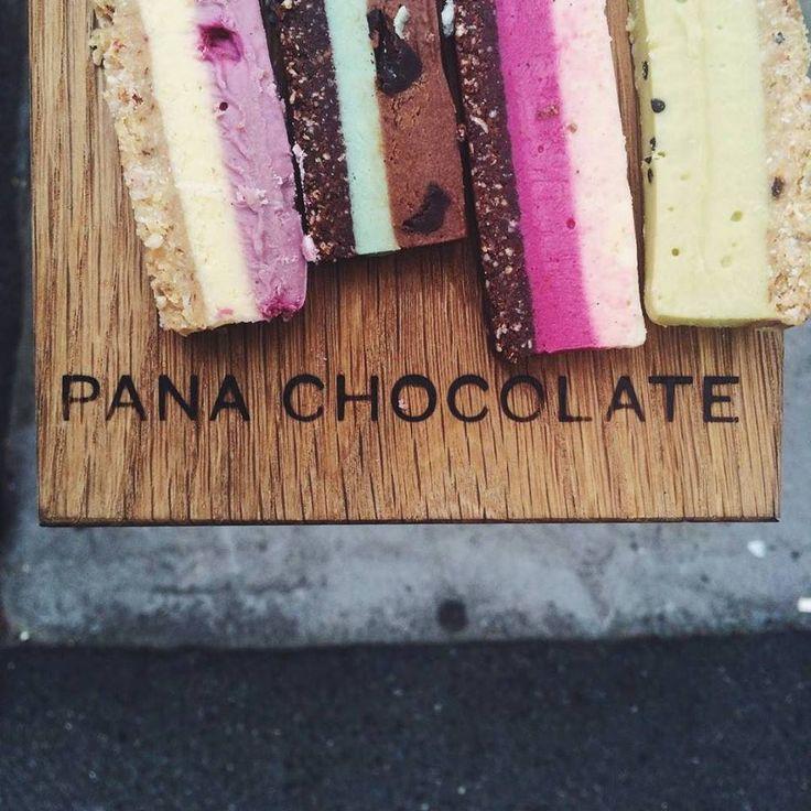 Pana Chocolate Cake Tasters