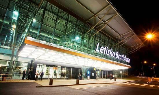 L'aeroporto di Bratislava tra i primi 10 aeroporti in Europa orientale