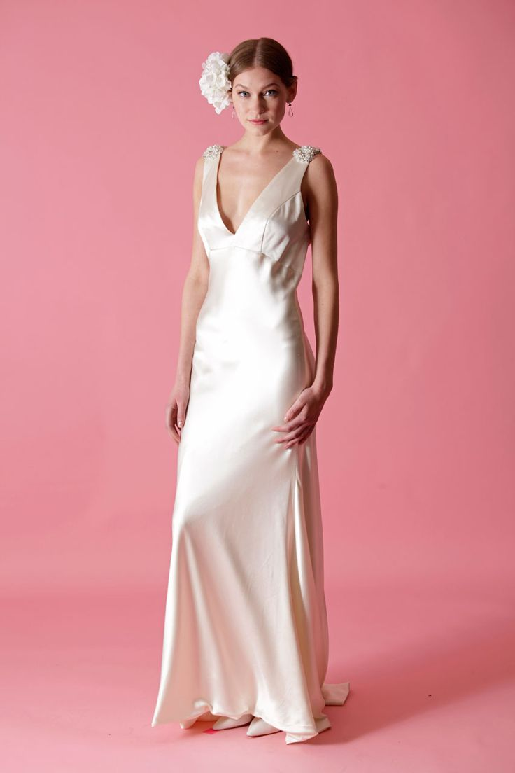 11 best wedding dress inspiration images on pinterest for Bessette kennedy wedding dress