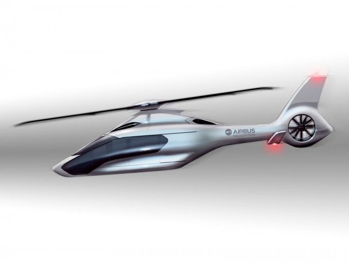 Peugeot designs new helicopter for Airbus