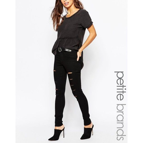 25  parasta ideaa Pinterestissä: Petite skinny jeans