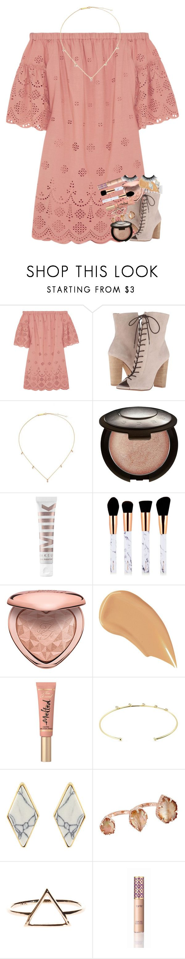 """""""the most dangerous woman of all is the one who refuses to rely on your sword to save herself because she carries her own."""" by ellaswiftie13 on Polyvore featuring Madewell, Kristin Cavallari, Zoë Chicco, Becca, MILK MAKEUP, NARS Cosmetics, Too Faced Cosmetics, mizuki, Kendra Scott and tarte"""