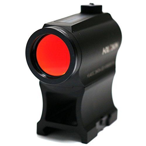 Airsoft Shooting Gear HOLOSUN PARALOW HS403C SOLAR POWER Red Dot Sight -- To view further for this item, visit the image link.