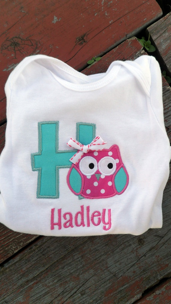 Why is everyone named Hadley now?  Cute shirt though!