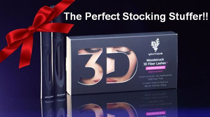 Younique will be raffling off the Moodstruck 3D Fiber Lashes+ Mascara!   This wildly popular product has been enhanced to make it even better than before!   Increase your average lash volume by up to 400%* with enhanced formula, new brush, and fresh look!   3D Mascara makes for the Perfect Stocking Stuffer this Holiday!  Don't miss out on this exciting Younique product at the Holiday Inn OC Airport's 2nd Annual Holiday Boutique event on December 9th!