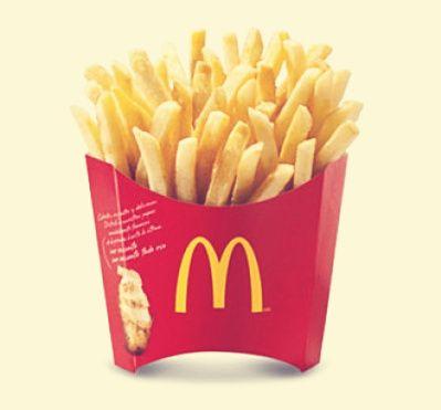 Voici la recette secrète simple et facile pour se faire des délicieuses frites comme au McDonald's ;)