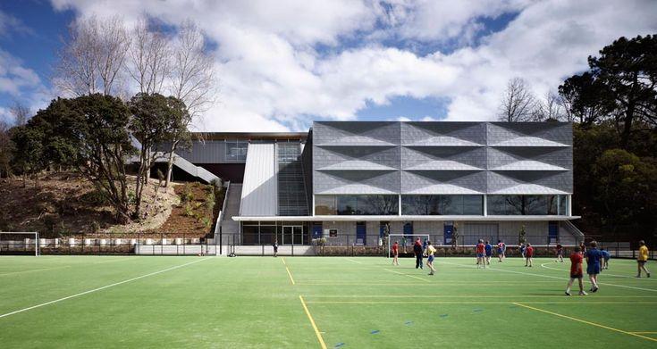 Saint Kentigern School Jubilee Sports Centre – Project – Architectus, NZ