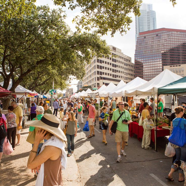 41 free thing to do in Austin.  This list? Also free.