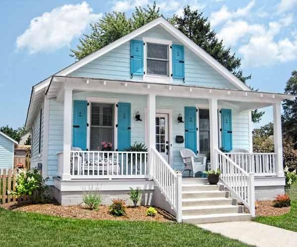 42 best great exterior color combos images on pinterest for Small cottage exterior colors