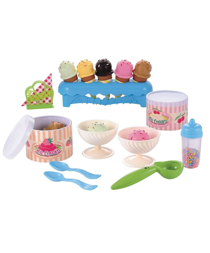 ELC Ice Cream Set - ELC Toys - Toys and Gifts | Babycity