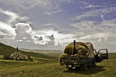Mongolia #thomascook #travel