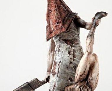 Pyramid Head / Red Pyramid Thing (Silent Hill 2) PVC-Statue 1/6 33cm ToymunkeyStudios