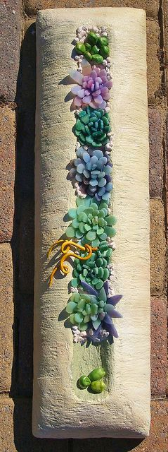 Susan Turlington's mosaic and stained glass sculpture