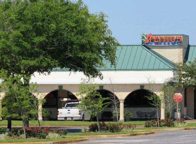 Pepitos Mexican Restaurant In Destin Florida