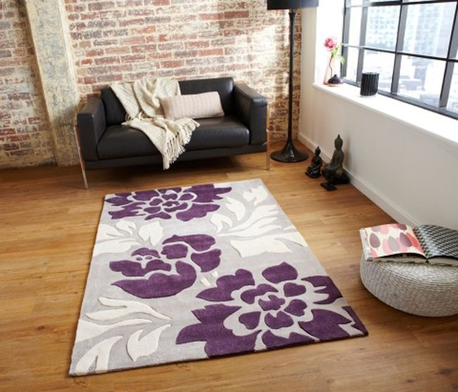 Purple And Lavender Rug: 107 Best Rugs Images On Pinterest