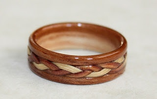 5th year anniversary is in May...I would LOVE this ring. The traditional 5th year anniversary gift is wood.